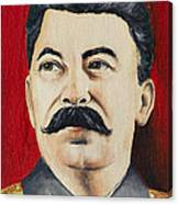 Stalin Canvas Print