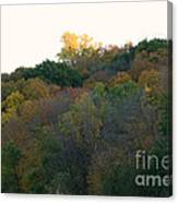 Stand Above Canvas Print