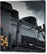 Steam Power Canvas Print