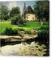 Stone Crop Gardens Canvas Print