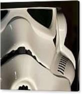 Stormtrooper Helmet Canvas Print