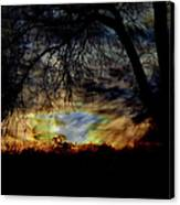 Stormy Weather Canvas Print