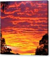 Stunning Sunset Canvas Print