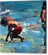 Summer Days II Canvas Print