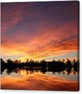 Sunrise 7 Canvas Print
