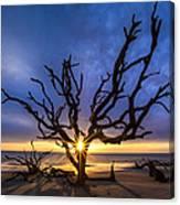 Sunrise Jewel Canvas Print
