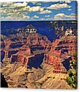 Sunset Grand Canyon Canvas Print