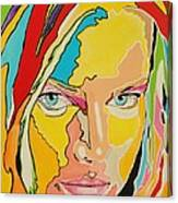 Super Mod 22 Canvas Print