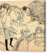 Sutter's Mill Canvas Print