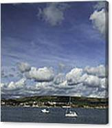 Swanage Canvas Print