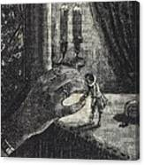 Swift, Jonathan 1667-1745. Irish Canvas Print