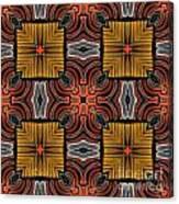 Symmetrica 319 Canvas Print
