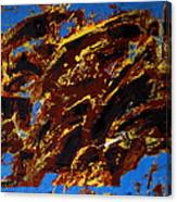 Symphony No. 8 Movement 20 Vladimir Vlahovic- Images Inspired By The Music Of Gustav Mahler Canvas Print