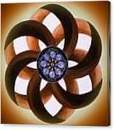 Synergy Mandala 2 Canvas Print