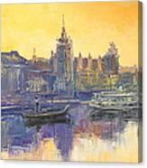 Szczecin - Poland Canvas Print