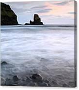 Talisker bay Scotland Canvas Print