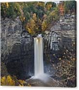 Taughannock Falls Canvas Print