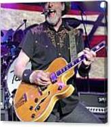 Ted Nugent Canvas Print