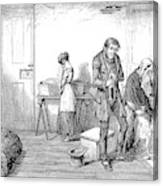 Temperance Movement, 1847 Canvas Print