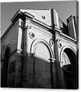 Tempio Malatestiano In Rimini Italy  Canvas Print