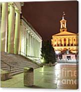 Tennessee State Capitol Canvas Print