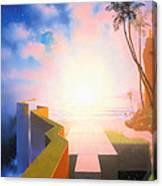 Terra Incognita - Unknown Territory Canvas Print