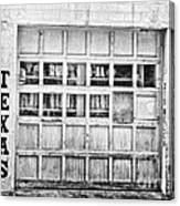 Texas Junk Co. Canvas Print