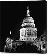 Texas State Capitol 2 Canvas Print