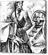 Thaddeus Kosciusko Canvas Print