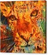 That Cat Canvas Print