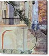 The Cistern Canvas Print
