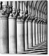 The Doge's Palace Canvas Print