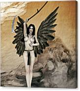 The Exterminating Angel Canvas Print