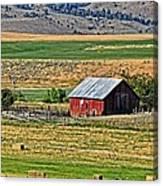 The Farm Canvas Print