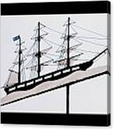 The Good Ship Bethel Canvas Print