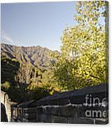 The Great Wall 1064 Canvas Print