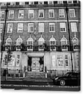 the harley street clinic private hospital London England UK Canvas Print