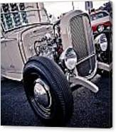 The Hot Rod Canvas Print