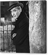 The Late George Apley, Ronald Colman Canvas Print