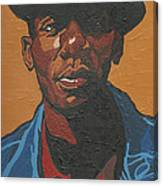 The Most Beautiful Boogie Man Canvas Print