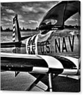 The North American L-17 Navion Aircraft Canvas Print