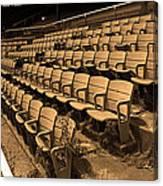 The Old Ballpark Canvas Print