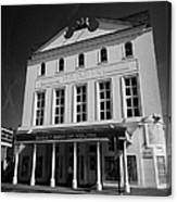 the old vic theatre London England UK Canvas Print