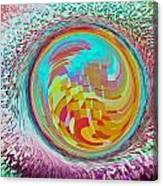 The Orb Art Canvas Print