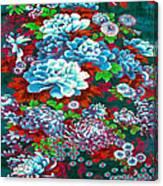 The Quilt Canvas Print