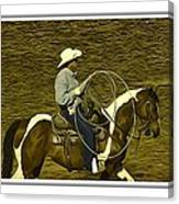 The Roper Canvas Print