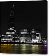 The South Bank London Canvas Print