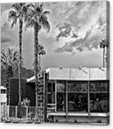 The View Palm Springs Canvas Print