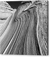 The Wave In The North Coyote Buttes Canvas Print