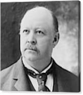Thomas Brackett Reed (1839-1902) Canvas Print